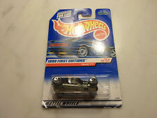 HOT WHEELS 1999 FIRST EDITIONS TRACK T