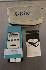XRITE 331 PORTABLE TRANSMISSTION DESNSITOMETER BATTERY OPERATED