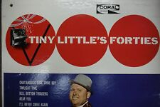 Tiny Little's Forties BIG tiny Little and his Honky Tonk Piano  33RPM 011516 TLJ
