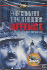 Dvd **the OFFENCE** con Sean Connery nuovo sigillato 1973