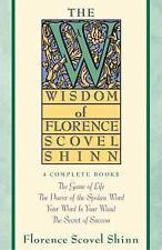 The Wisdom of Florence Scovel Shinn by Florence Scovel Shinn (1989, Paperback)