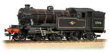 Bachmann Branchline 31-614 V3 Tank BR Lined Black Erly Emblm OO/HO Scale DCC Rdy