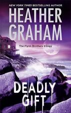DEADLY GIFT by Heather Graham FLYNN BROTHERS #3 ~ PARANORMAL ROMANCE
