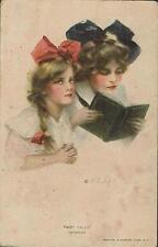 """PHILIP BOILEAU - """"FAIRY TALES """" - VIAGGIATA 1914 - Bambini - Rif. 222 ill."""
