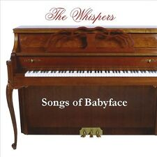 THE WHISPERS - Songbook, Vol. 1: The Songs Of... CD * BRAND NEW/STILL SEALED *
