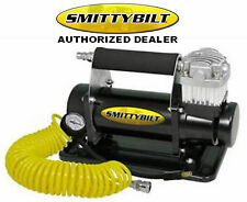 Smittybilt 2781 Air Compressor Portable 12v 150psi Pump EZ Inflate of Tires Toys