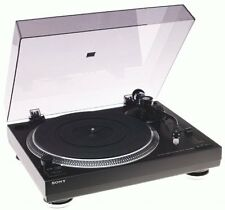 Sony Turntable Belt Drive Stereo Turntable System PS-LX350H