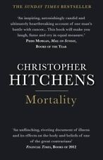 Mortality by Christopher Hitchens 9781848879232 (Paperback, 2013)