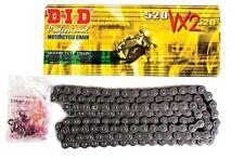 KR Kette D.I.D X-Ringkette 520VX2 118 Glieder verstärkt ... Chain DID 520VX2-118