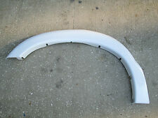 S10 XTREME FRONT LEFT WHEEL FENDER FLARE BLAZER EXTREME WHITE COLOR 15034715