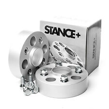 2 x 40mm BMW 3 Series E30 (4x100) 57.1 Stance+ Alloy Wheel Spacers