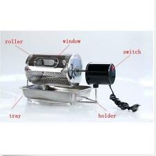 Home Kitchen Coffee Roaster coffee bean Machine Stainless Steel  110V  NEW