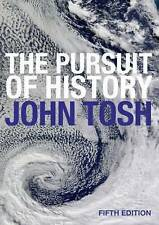 The Pursuit of History by John Tosh (Paperback, 2009)