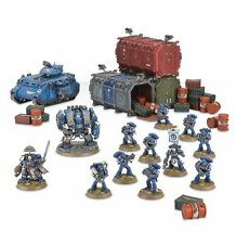 Munitorum Armoured Containers: Space Marines set - Games Workshop miniatures