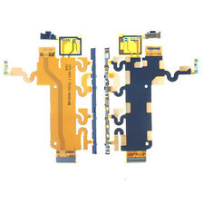 Power Switch on/off Button Connector volume Flex Cable For Sony Xperia Z1 L39h