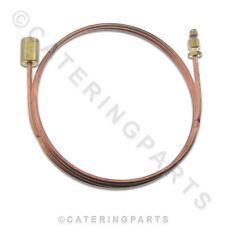 TCE1000 1 metre THERMOCOUPLE EXTENSION ADAPTOR FEMALE M9 F NUT 1000mm 100cm 1m