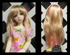 Doll Wig, Monique Gold Rheanna Size 8/9 in Golden Strawberry Blonde