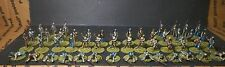49 - 20mm 1/72  CONFEDERATE SOLDIERS CSA  Hand Painted & based on pennies