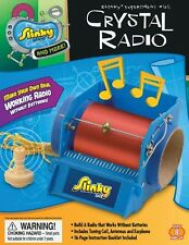 Slinky science [SLY] MiniLab Crystal Radio Kit SLY02012