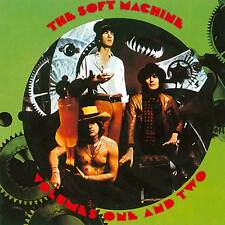 The Soft Machine - Volumes One And Two (CDWIKD 920)