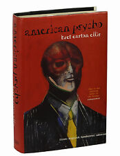 AMERICAN PSYCHO by Bret Easton Ellis ~ First Hardcover Edition 1998 ~ 1st UK