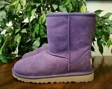 Australia Classic Youth Uggs Boots 5251 Purple Size 4y=Women's Sz 6 THESPOT917