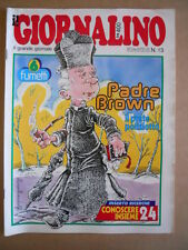 GIORNALINO n°13 1981 Asterix Padre Brown Pinky Angeli del West  [G409A]