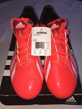 adidas F10 TRX FG 2013 Soccer Shoes  SIZE 10.5 UK 10 New miCoach Compatible