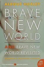 Brave New World and Brave New World Revisited by Aldous Huxley
