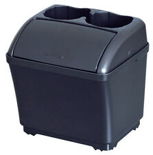 New Cup Holder Storage Trash box Rubbish Garbage Container Car Accessories