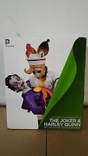 *DC COMICS BOMBSHELLS JOKER HARLEY QUINN STATUE SECOND EDITION BATMAN SUPERMAN