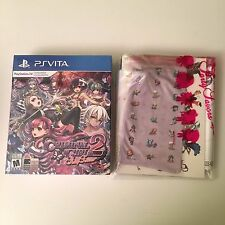 BRAND NEW Criminal Girls 2: Party Favors Party Bag Limited Edition (PS VITA)