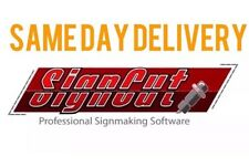Signcut Pro Software Annual Subscription Key**Same Day eBay Message Delivery**