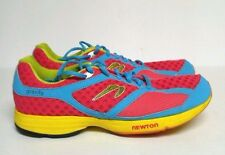 Newton Gravity Running Shoes Watermelon Pink Blue Yellow Women's 9.5  W000213