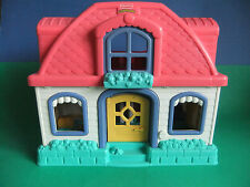 Fisher price little people maison avec sons