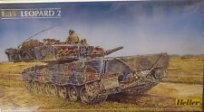 Heller 1/35 Leopard 2 German Tank Model Kit 81139 New