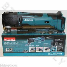 Makita XMT03Z 18V Volt LXT Cordless Oscillating Multi-Tool NEW