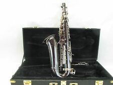 CANNONBALL MUSICAL INTRUMENTS 96 EXCALABUR SALT LAKE CITY SAX SAXOPHONE IN CASE