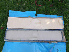 ww2 raf spitfire hurricane rolls royce merlin  rocker cover gaskets rare item