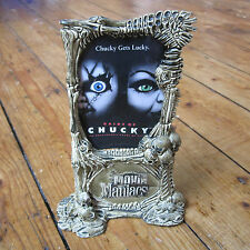 Movie Maniacs Bride of Chucky Frame Only - Mcfarlane Toys Small Display