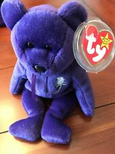 Ty Beanie Baby PRINCESS ���� DIANA PE,Gasport,Red #, My Personal Collection MWMT