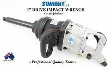 """1"""" DR IMPACT GUN SUMAKE INDUSTRIAL QUALITY CE APPROVED 2500FT/LBS! SPECIAL"""
