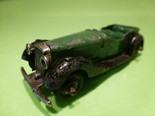 DINKY TOYS 24G SPORTS TOURER - PRE WAR - RARE SELTEN - GOOD CONDITION