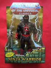Masters Of The Universe Classics Ninja Warrior MOTUC Mattel