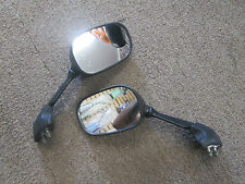 Motorcycle Sport Bike rear view mirrors