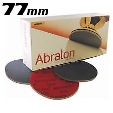 Mirka Abralon Sanding Discs 77mm P1000 Box 20