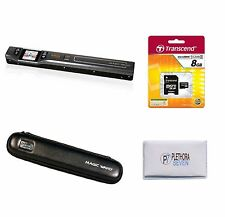 VuPoint Magic Wand Portable Scanner PDS-ST470PE-VP + 8GB SD + Protective Case