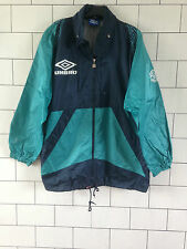 Urban vintage ancien rare umbro sportswear retro 80s windbreaker coupe-vent