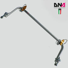 DNA Racing Rear Adjustable Torsion Bar Kit for Vauxhall Opel Corsa D VXR OPC 06+