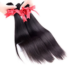 """3Bundles 14"""" 100% Unprocessed Virgin Remy Indian Straight Human Hair Extension"""